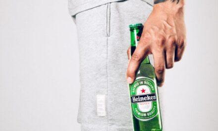Heineken lanza una línea edición limitada de ropa
