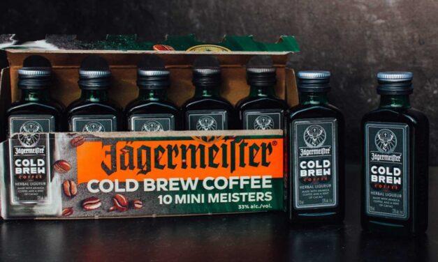 Jägermeister presenta Mini Meisters de café en frío