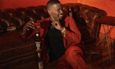 Jamie Foxx compra BSB Brown Sugar Bourbon