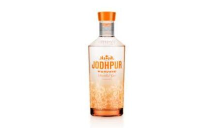 Beveland embotella ginebra Jodhpur Mandore con sabor a cítricos