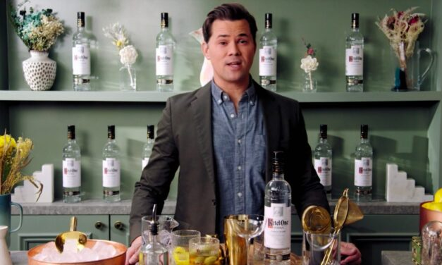 Ketel One Vodka se asocia con Andrew Rannells para lanzar Makers of Marvelous