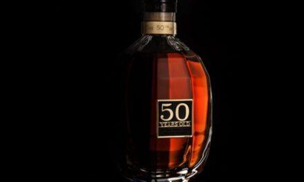 La última botella de whisky de 50 años de Glenrothes se vende por 39.000 libras