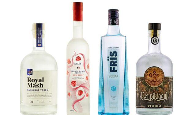 Los mejores vodkas del mundo según los World Vodka Awards 2021