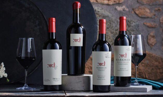 Markham Napa Valley Vineyards lanza The Character, una nueva mezcla bordelesa a base de Merlot