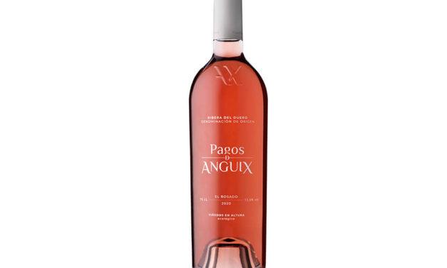 Pagos de Anguix ya tiene su primer vino ecológico, Pagos de Anguix El Rosado