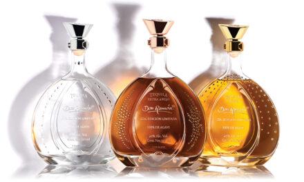 Pierce Brosnan es la nueva cara de Tequila Don Ramón