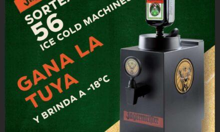 Promoción de Jägermeister para el consumo doméstico: regala 56 dispositivos de frío 'Ice Cold Machine'