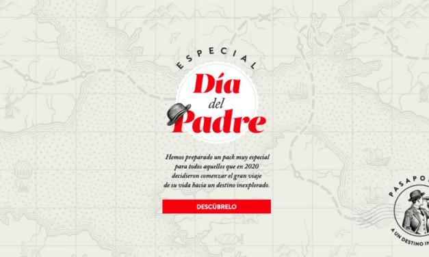 Ramón Bilbao celebra el Día del Padre de una forma realmente especial