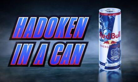 Red Bull celebra el 30 aniversario de la serie Street Fighter con una edición limitada de su bebida energética