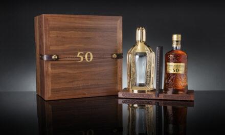 Se presenta el whisky Highland Park 50 años con un precio de 20.000 libras