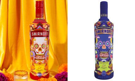 Smirnoff lleva su vodka de tamarindo picante a los mercados de Estados Unidos, para el Día de Muertos