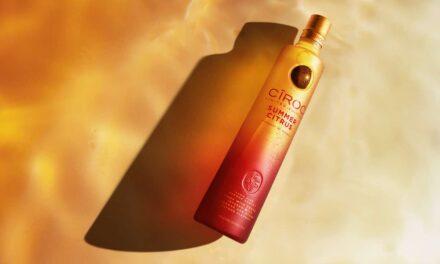 Cîroc lanza la bebida espirituosa Summer Citrus