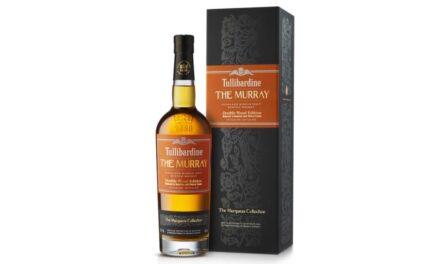 Tullibardine presenta el whisky Murray Double Wood Edition