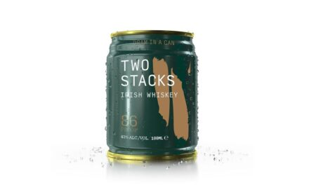 Two Stacks Irish Whiskey presenta Dram In A Can