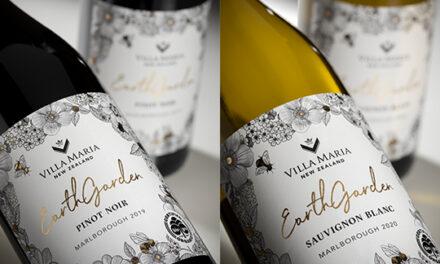 Villa María lanza la gama de vinos ecológicos EarthGarden