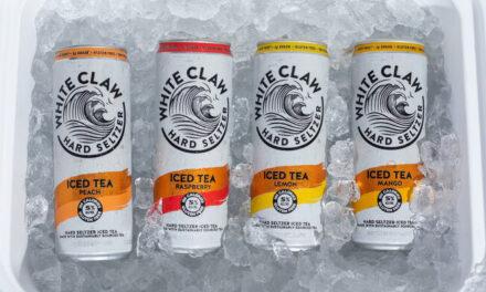 White Claw presenta Hard Seltzer Iced Tea