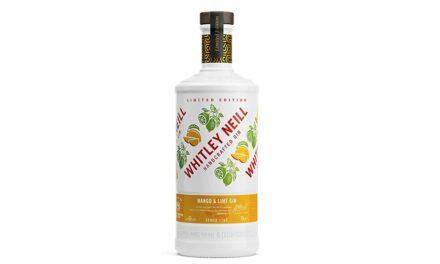 Whitley Neill presenta Mango & Lime Gin, inspirada en Sri Lanka