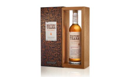 Writers' Tears presenta el whisky Cask Strength 2020