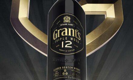Grant's presenta una nueva botella para el embotellado de Triple Wood