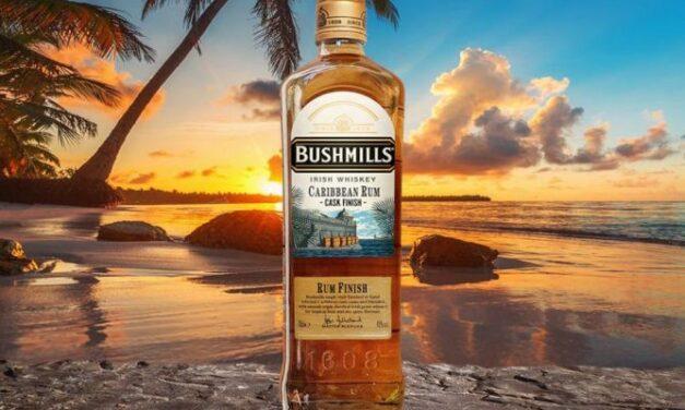 Bushmills estrena el whisky Caribbean Rum Cask Finish