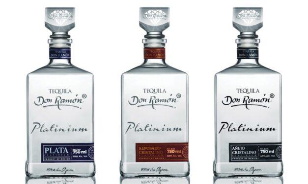 Casa Don Ramón lanza la colección de tequila Platinium Cristalino