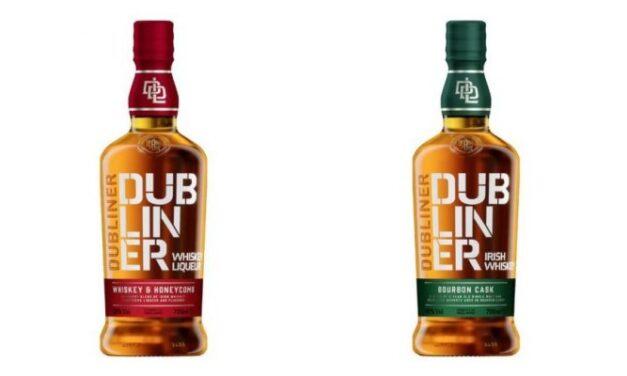 Dubliner Whiskey se une al dúo de hip hop irlandés Tebi Rex para lanzar un nuevo diseño