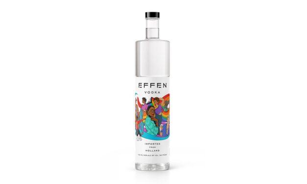 Effen Vodka lanza la botella 2021 Pride 365 en colaboración con Allies in Arts