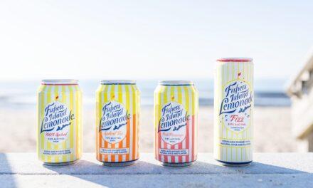 Fishers Island Lemonade lanza nuevos sabores, Spirit Pops y una campaña