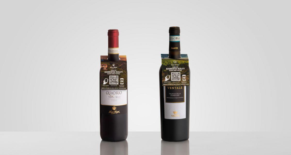 Frederick Wildman & Sons lanza una experiencia de realidad aumentada para su cartera de vinos italianos