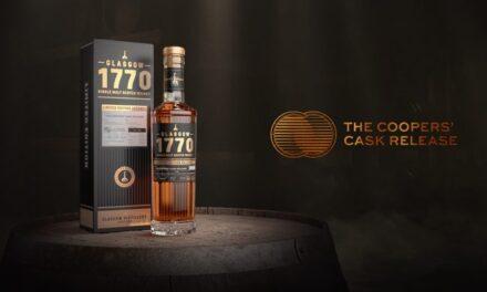 Glasgow Distillery Company lanza Glasgow Distillery's Coopers' Cask Release