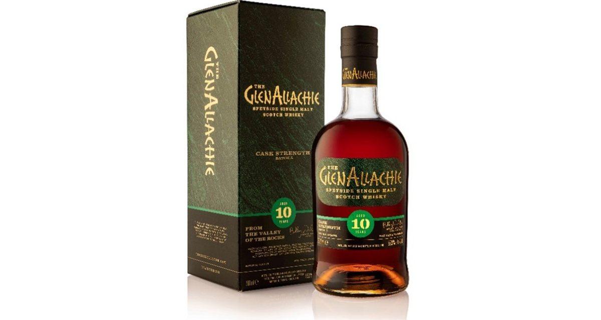 """GlenAllachie lanza 10 Year Old Cask Strength Batch 5, el """"mejor whisky de malta del mundo"""""""