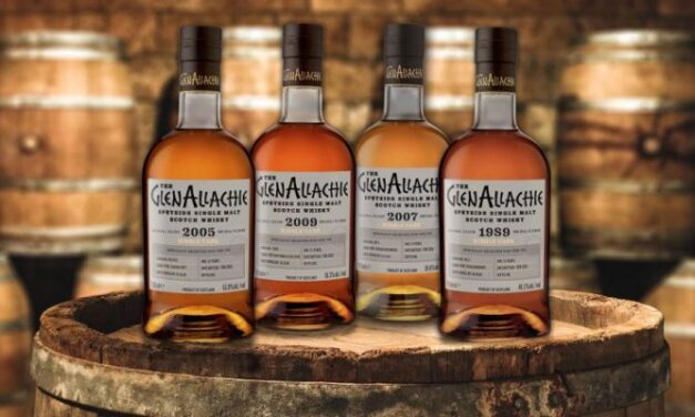 GlenAllachie presenta cuatro whiskies Single Cask