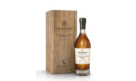 Glenmorangie presenta el whisky Sonoma-Cutrer Reserve
