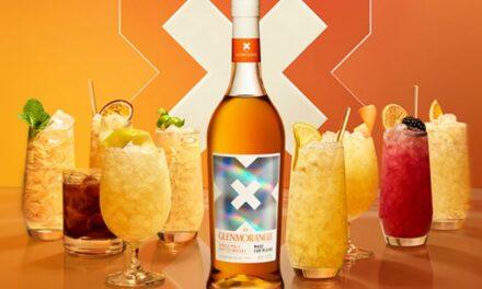 Glenmorangie presenta X Whisky, diseñado para ser mezclado