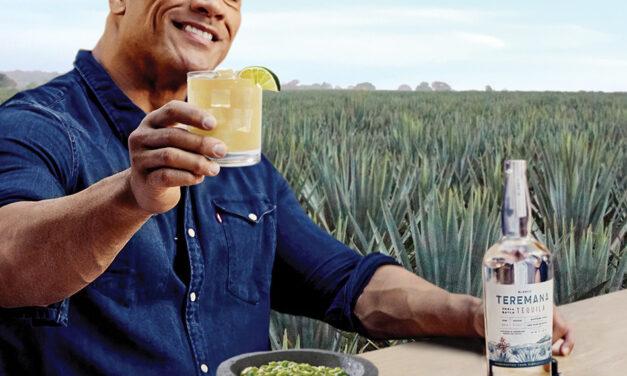 """Dwayne 'The Rock' Johnson y Teremana han lanzado """"Guac on the Rock"""", una iniciativa para animar a la gente a apoyar a sus restaurantes locales"""