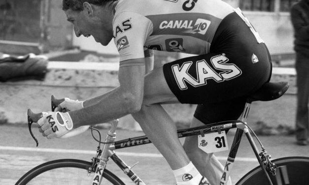 ¡KAS pedalea de nuevo! La marca de PepsiCo vuelve al ciclismo