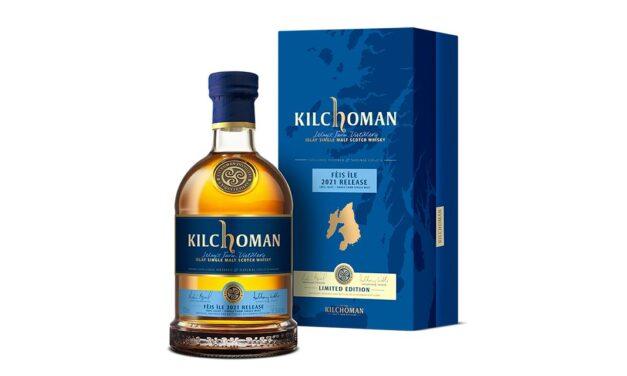 Kilchoman presenta el whisky Fèis Ìle 2021