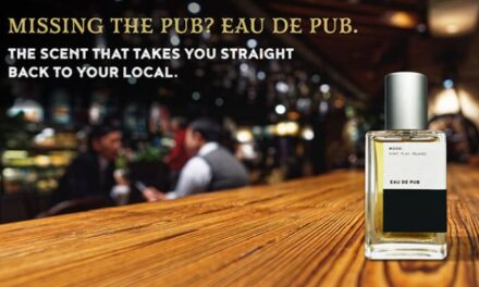 """Liberty Games lanza el perfume """"Eau de Pub"""" para recordarte tu bar local"""