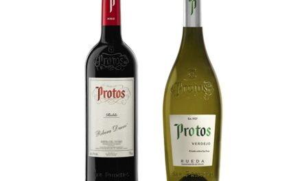 Llegan los últimos vinos jóvenes de Protos: Protos Roble 2019 y Protos Verdejo 2020