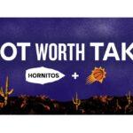"""Los Phoenix Suns y el tequila Hornitos se unen para el concurso """"Winning Shot"""""""