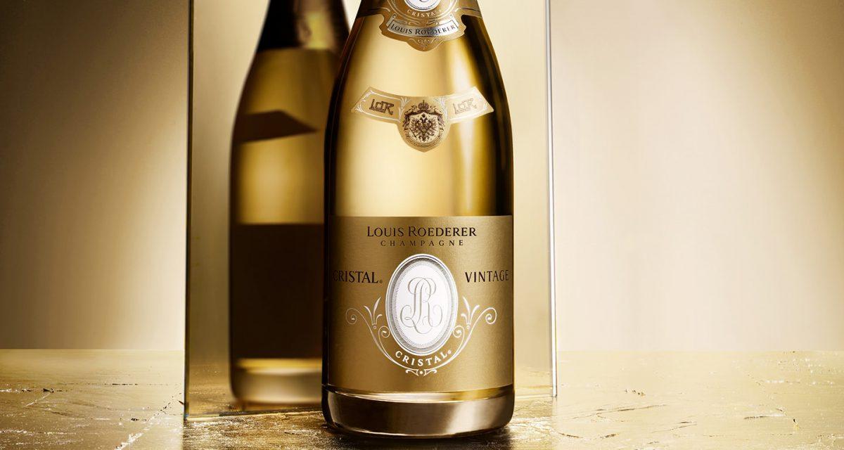 Louis Roederer lanza el champán Cristal 2013