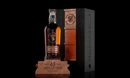 Loch Lomond presenta Single Malt de 45 años, Loch Lomond 45 Year Old