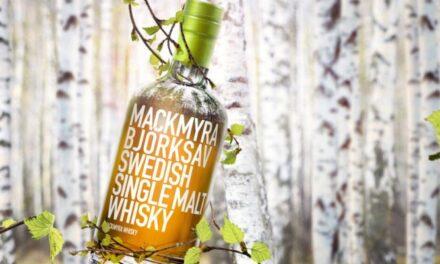 Mackmyra presenta Björksav, un whisky con acabado de vino de savia de abedul