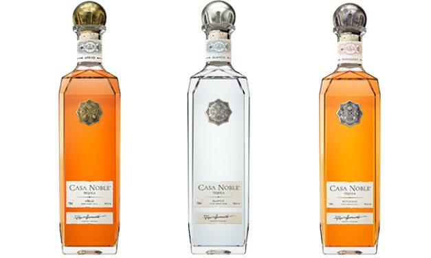 Nuevas recetas y envases para el tequila Casa Noble