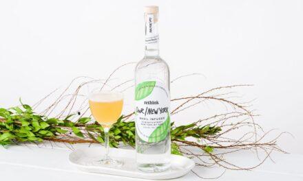Our/New York presenta un vodka con infusión de albahaca cultivada en Nueva York
