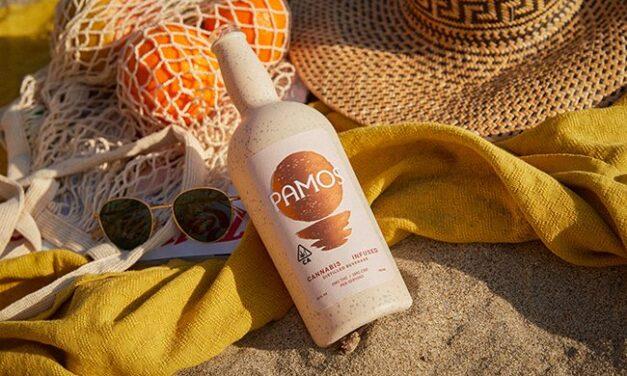 """Pamos Beverage Company ha lanzado un """"espíritu"""" sin alcohol con infusión de THC y CBD"""