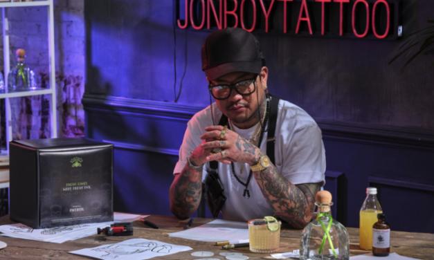 Patron se asocia con JonBoy para el kit de colección de margaritas Cinco De Mayo