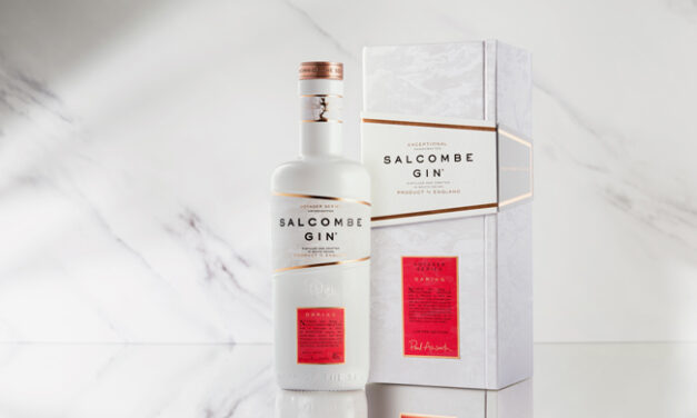 Salcombe crea la ginebra Daring con Paul Ainsworth