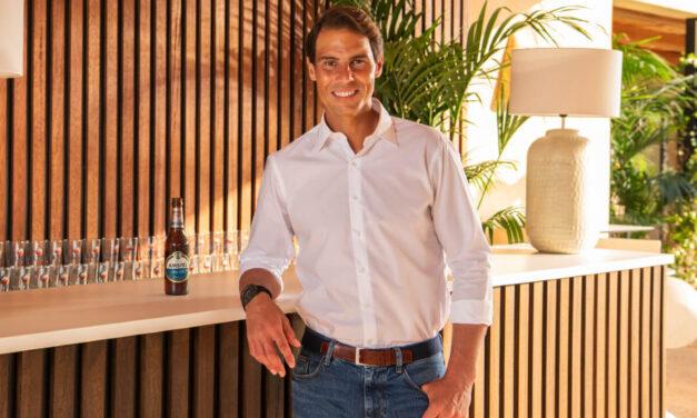 Amstel ficha a Rafa Nadal y será embajador de la cerveza Oro 0,0 en España