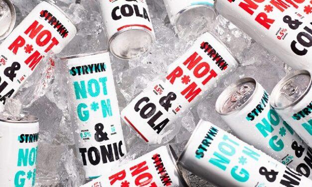 Strykk aprovecha la tendencia RTD con nuevas bebidas